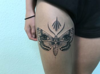 Tattoo Schmetterling Permanent Art