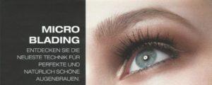 Microblading Würzburg Augenbrauen