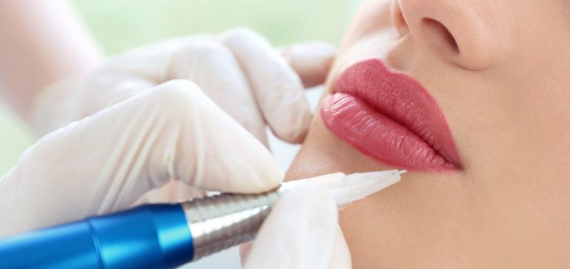 Permanent Art Lippen Lippenkontur